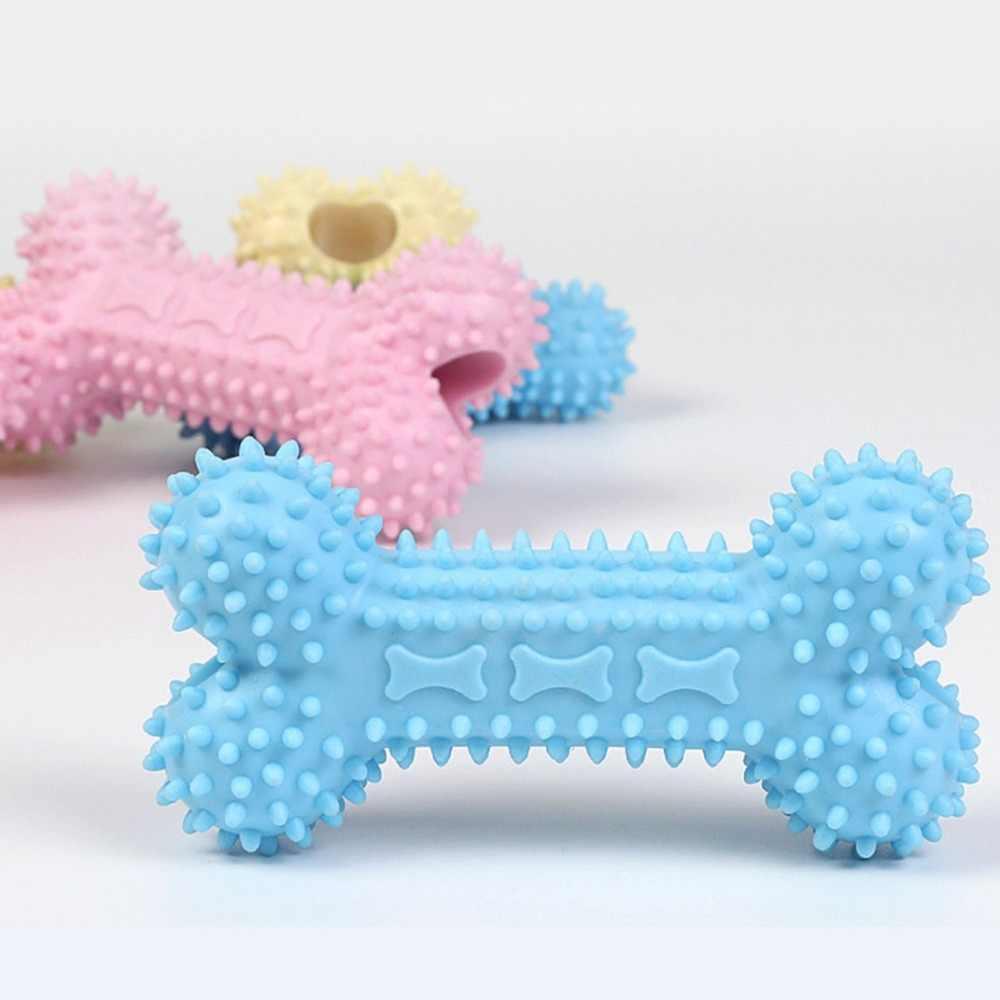 juguetes mal aliento perros